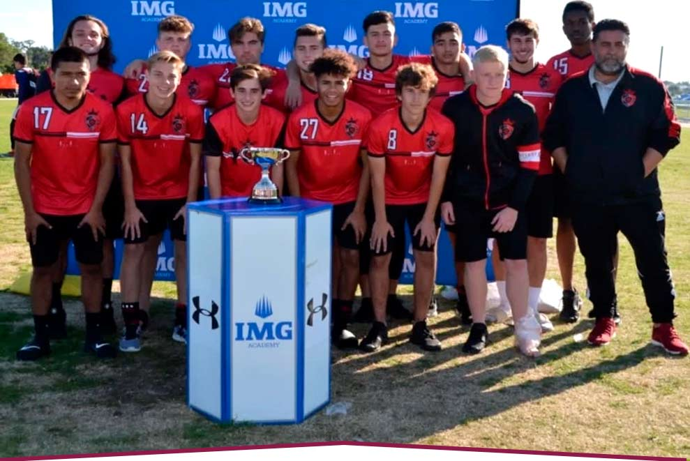 2001s Repeat as IMG Champs